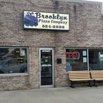 Eating at Brooklyn Pizza is very Enjoyable!