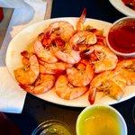 all U can eat shrimp