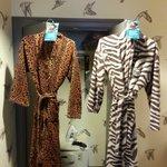 Fun robes