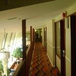 Corridor du 2e étage