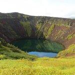 ケルズ火山湖
