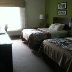 Clean, Spacious, Modern Room