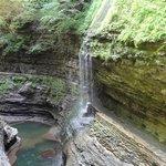 Falls at Watkins Glen, NY