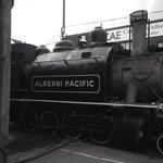 No. 7 Steam Locomotive