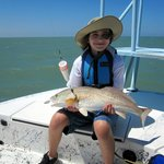 First Redfish, great eating!