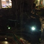 Casino waterfall