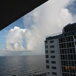 Beautiful Clouds From Our Room