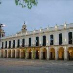 Plaza San Martin - Caildo+Catedral.