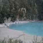Inferno crater lake, Waimangu
