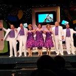 Woodloch entertainment staff show