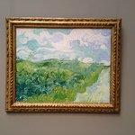 One of several Van Gogh's.