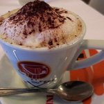 Cappuccino was great