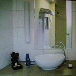 Baño habitación Hotel Tierra Viva