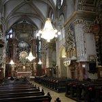 Nave of Franziskanerkirche