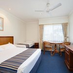 Cairns Southside International Twin Room