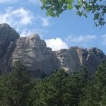 Mount Rushmore, Keystone, South Dakota