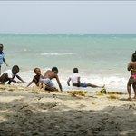 Fort Clarence Beach on a Sunday arvo!