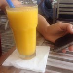 Mango freeze