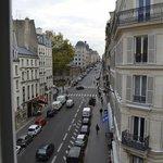 view towards Sorbonne