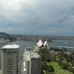 Opera House view from Club Lounge