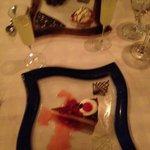 Limoncello and dessert!