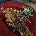Curry de lobster un régal !