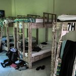 8 bed dorm above the office