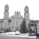 Einsideln before Christmast 2013