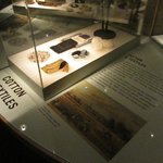 Items related to the trade of cotton and textiles.