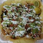 Carne asada chips