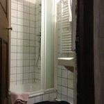 bathroom (ground floor room)