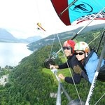 Hang Gliding with Bernie and Eddie!