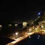 panorama notturno