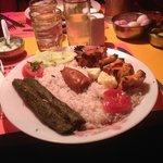 Veg Chollo Kebabs