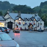 the little village of Enniskerry