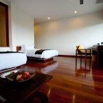 Terrace Twin Room