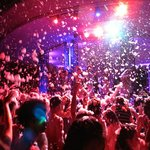 Club Med Foam Party