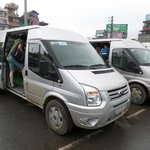 7ppl transportation from Lao Cai to Hotel