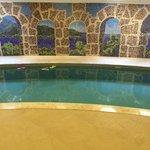 spa pool indoor