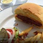 bbq hickory burger