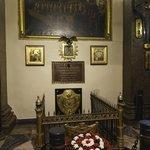 Grave of General Field Marshall  Kutuzhov