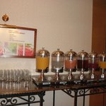 Apple,Orange,Grapefruit and other juices