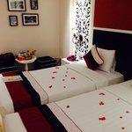 Standard room. Lovely!!!