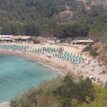 Nearby Benirras Beach