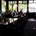 Oak Table main dining room
