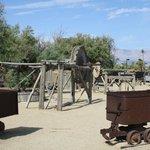 Death Valley souvenir de la mine