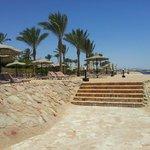 Spiaggia attreazzata