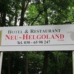 Hotel & Restaurant Neu-Helgoland