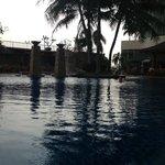 pool is fine