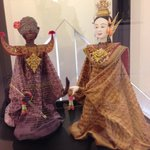 Awesome Thai puppets